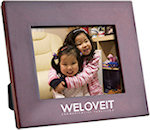 3.5 Wooden Digital Frames